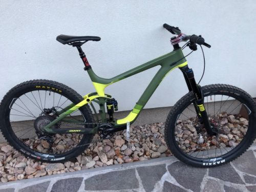 ElementStore | GIANT REIGN 27,5 CARBON, VEL. L