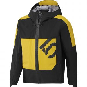 Bunda na kolo FiveTen RAIN JKT BLACK/YELLOW