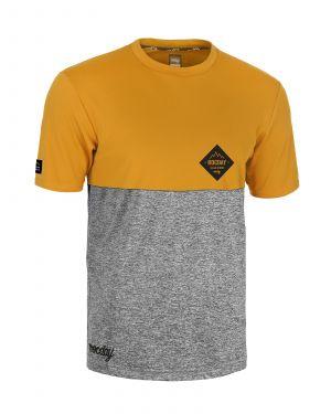 Jersey Double Yellow/melange